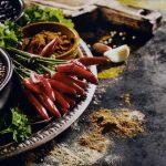 Κάρυ μάνγκο ινδική κουζίνα